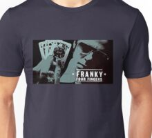 Franky Four Fingers Unisex T-Shirt