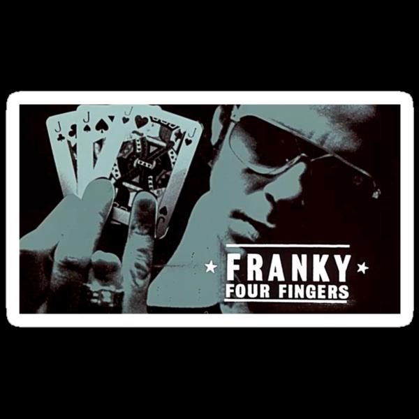 Franky Four Fingers by Erik Johnson