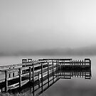 Spencer lake Jetty by iamwiley