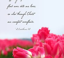 Comfort of Christ (Card) by Tracy Friesen