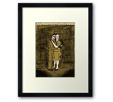 From Out Life's Muck & Mire Framed Print