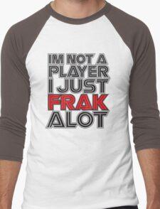 FRAK ALOT Men's Baseball ¾ T-Shirt