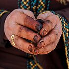 Henna Hands by Melissa Pinard