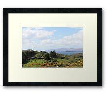 Ireland Calls Framed Print