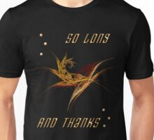 ALL THE GALACTIC FISH Unisex T-Shirt