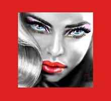 Blue Eyes Sensual sw Unisex T-Shirt