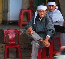 Grumpy old men by mechelle142