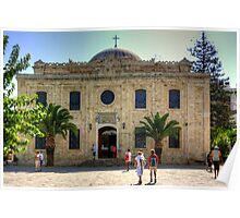 Chiesa di Agios Titos Poster