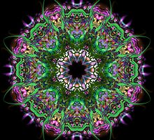 H138 Kaleidoscope from Heart by Karen Cropper