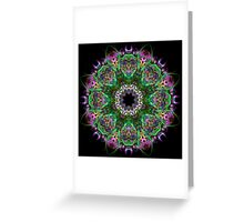 H138 Kaleidoscope from Heart Greeting Card