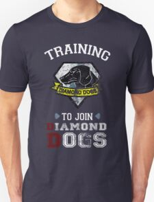 Training to join Diamond Dogs T-Shirt