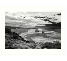 Eastern witness - Great Ocean Road Art Print