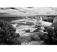 Western witness - Great Ocean Road Photographic Print