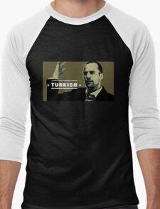 Turkish Men's Baseball ¾ T-Shirt