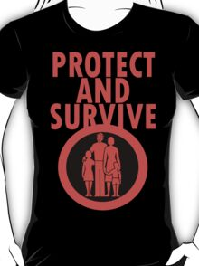 Protect And Survive Boy T-Shirt