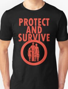 Protect And Survive Boy Unisex T-Shirt