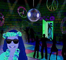 Disco Dance Club by ABellamy