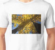 Autumn Shadows Geometry  Unisex T-Shirt