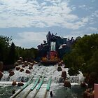 Universal Islands of Adventure, Ripsaw Falls - Florida by PaulRoberts