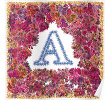"""A"" Is For Azalea Poster"