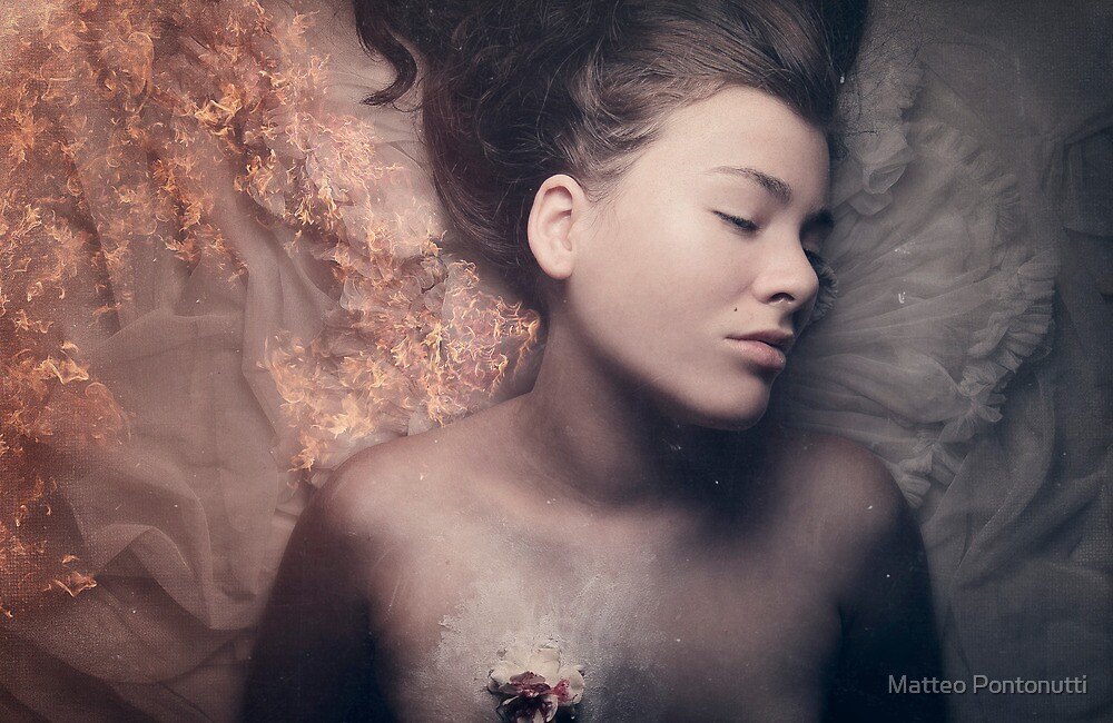 Fire, Walk With Me by Matteo Pontonutti