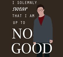 "Harry Potter - ""I solemnly swear that I am up to no good"" Unisex T-Shirt"