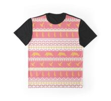 AZTEC Animal Parade Graphic T-Shirt