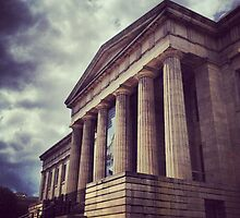 The National Gallery -  Washington, DC by SylviaS