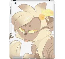 """Che"" Cat iPad Case/Skin"