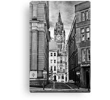 Manchester, England Canvas Print