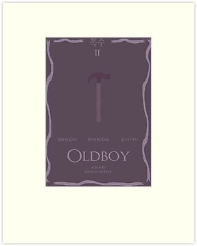 Oldboy by Steve Womack