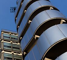 Lloyds of London  by DavidHornchurch