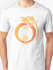 Combustible Orange T-Shirt