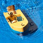 Toy Boater by Randy Turnbow