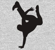 Break dance Kids Tee