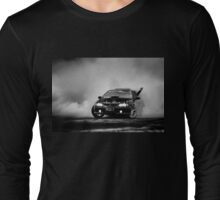 MATLS1 Burnout Long Sleeve T-Shirt