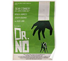 Green Dr No Poster