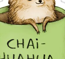 Chaihuahua Sticker