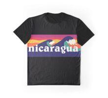 Nicaragua Graphic T-Shirt