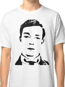 buster is sherlock, jr.  Classic T-Shirt