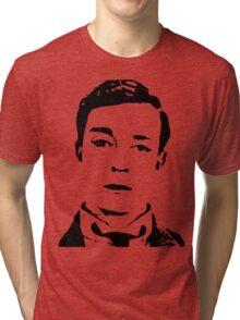 buster is sherlock, jr.  Tri-blend T-Shirt