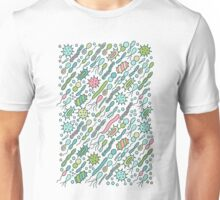 Microbes Unisex T-Shirt