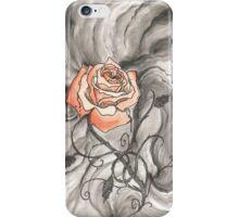 So Like a Rose iPhone Case/Skin