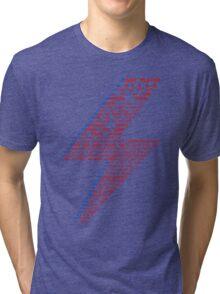 Ziggy played guitar... Tri-blend T-Shirt