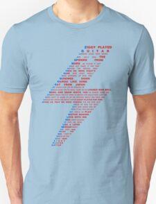 Ziggy played guitar... T-Shirt
