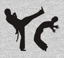 Capoeira One Piece - Long Sleeve