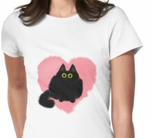 Cute and Cuddly Womens Fitted T-Shirt