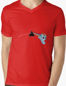 Rainbowdash Mens V-Neck T-Shirt