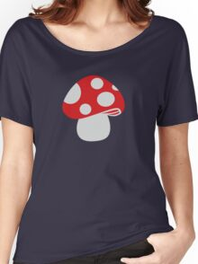 Toadstool fly agaric Women's Relaxed Fit T-Shirt