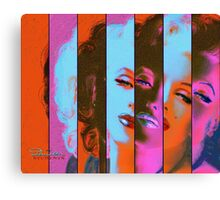 MM 130 SIS red Canvas Print